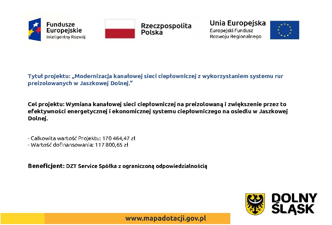 Tablica informacyjna- Jaszkowa